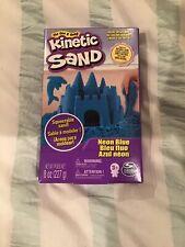 Kinetic Sand Neon Blue- 8 oz.
