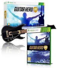 X360 Guitar Hero Live - ITA - NUOVO SECONDA SCELTA [X3601539]