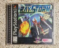 RayStorm (Sony PlayStation 1, 1997)