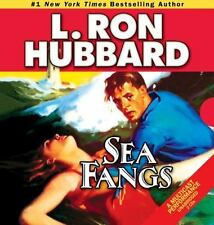 SEA FANGS by L. Ron Hubbard (2008, 2 CD's Unabridged Multicast) New Sealed