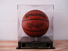 Basketball Case With A Los Angeles Lakers 2010 Champions Engraved Nameplate