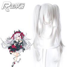Anime Azur Lane Vampire Cosplay Wigs Harajuku Ponytails Hairpiece 80cm#748