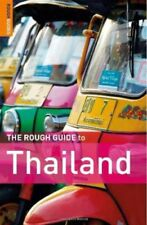 The Rough Guide to Thailand,Lucy Ridout, Paul Gray