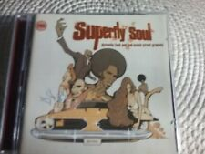 superfly soul 2 disc  cd freepost in very good condition