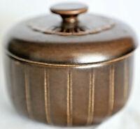 Vintage Retro Wedgwood Pennine Stoneware Sugar Bowl with Lid