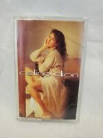 Celine Dion Self Titled  Audio Music Cassette Tape Epic Music  1992