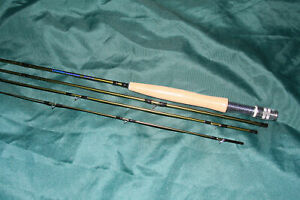 Fly Rod New Ex Display Legend 6 foot 6 in 3/4 weight Clear Creek Fly Rod & Gtee