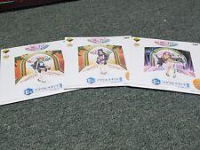 Kantai Collection- KanColle- Acrylic Character Stands- lot of 3- Banpresto
