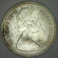 #2585 Bahamas 5 coins set 2005-2015 UNC