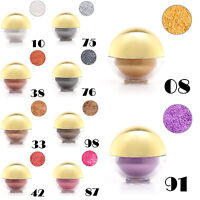 51 ColoursTo Choose ~ Shimmer Loose Powder Cosmetic Pigment Eye Shadow Makeup
