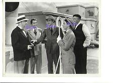BASIL RATHBONE AS SHERLOCK HOLMES NIGEL BRUCE PURSUIT TO ALGIERS ORIG VTG PHOTO