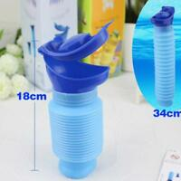 Male Female Urinal Camping Hiking Car Urination Pee Toilet Urine Device HOT~-