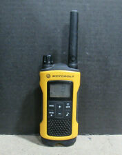 Motorola Talkabout T402 UHF Rechargeable Walkie Talkie Portable Two Way Radio