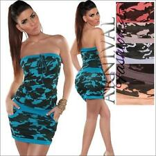 Viscose Stretch, Bodycon Above Knee, Mini Dresses