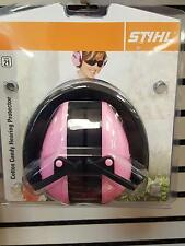 STIHL COTTON CANDY HEARING PROTECTORS 7010 884 0507