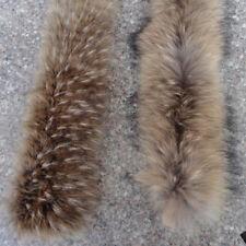 70cm*10cm Pelz Kragen Luxuriös Pelzkragen Real Fax Fur Collar Schal Fellkragen