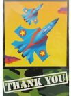 American Heroes Camo Military Camouflage Birthday Party Thank You Notes Cards
