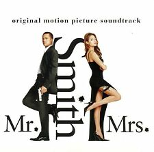 Mr. & Mrs. Smith (Various Artists) (CD)