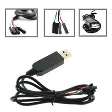 USB To RS232 TTL UART PL2303HX Auto Converter USB to COM Cable Module N170