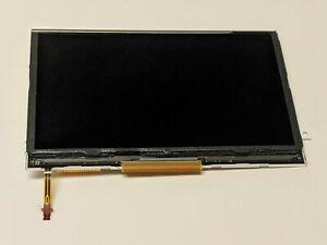 Sony PSP Playstation Portable 3001C Slim Black LCD Display Screen Panel OEM
