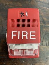 Edwards System Est Genesis G1rf Vm Red Multi Cd 24 Vdc Fire Alarm Strobe