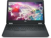 Dell Latitude E5570 Intel Core i5-6300U 8GB RAM 256GB SSD WIN10PRO TOUCHSCREEN