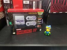 Super Nintendo Entertainment System Mini Classic Edition Snes Nes Mario Nib