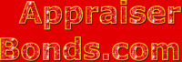 AppraiserBonds.com Real Estate domain Appraiser Bonds Lender Legal Finance name