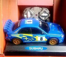 1:32 RC Car SUBARU IMPREZA WRX WRC RALLY CAR