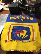 Collectable vintage retro Pacman video game tote bag 1982