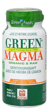 ♡♡ CELNAT ♡♡ GREEN MAGMA Jus d'Herbe d'Orge x 136 comprimés - Neuf et Bio ♡♡