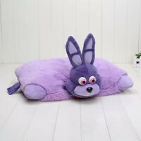 UK FNAF BONNIE Pillow 40x33cm Plush Soft Cushion Five Nights at Freddy's