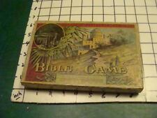 Vintage BIBLE GAME in box, Parker Brothers