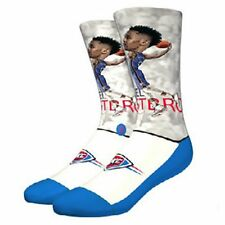 Stance Nba Oklahoma City Thunder Westbrook Big Head  Socks Multicolor Men