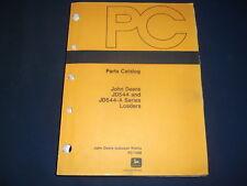 John Deere Jd544 544 Loader Parts Manual Book Catalog Pc-1068