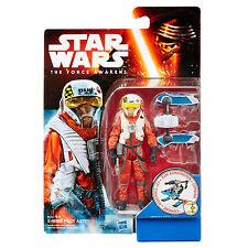 Star Wars Le Réveil De La Force Neige Mission 9.5cm Figurine X-Wing Pilote Asty