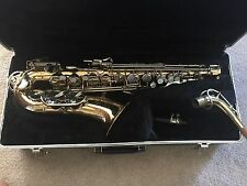 Very Nice Condition Selmer Bundy II Alto Saxophone