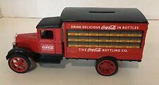 VINTAGE - Coca Cola DIE-CAST METAL BANK - 1993 - NEW IN BOX