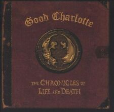 The Chronicles of Life and Death [Death Version] by Good Charlotte (CD,...