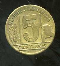 ARGENTINE 5 centavos  1947