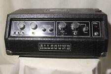 ALLSOUND GA 5050 Transistor Verstärker Topteil