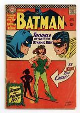 Batman #181 PR 0.5 1966 1st app. Poison Ivy