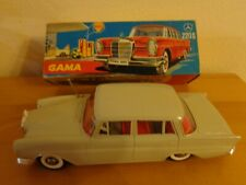 Gama Mercedes 220 s Im Originalkarton absolut Neuwertig Länge ca. 23 cm