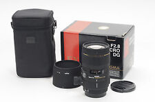 Sigma AF 150mm F2.8 APO EX MACRO DG HSM Lens Canon EF 150/2.8               #210