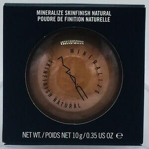 MAC GIVE ME SUN! Mineralize Skinfinish Natural 10 g .35 US oz NEW NIB LE RARE