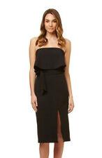 Kookai Knee Length Polyester Dresses for Women