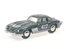 """Schuco Piccolo Mercedes 300 SL  # 417 """" Mile Miglia 1955"""" # 50139400"""