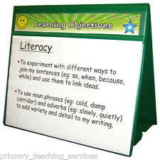 DTS5 - Green Group Focus Board Ideal for Literacy & Numeracy lessons