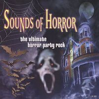 Sounds of Horror: The Ultimate Horror Party - Various Artists   * BRAND NEW CD *