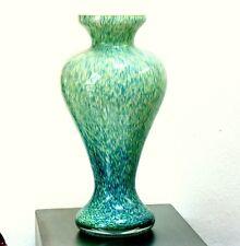 WMF Glasvase, 60er/70er, 28,5 cm, 11,2, glass vase, 60's/70's, mid century